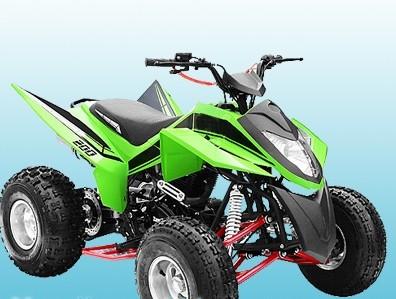 ATV 200 FX