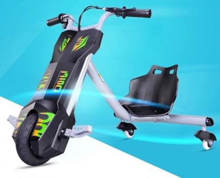 Nyhet! Drifting Trike  med el-motor