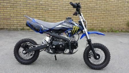 Minicross 110cc automatgir