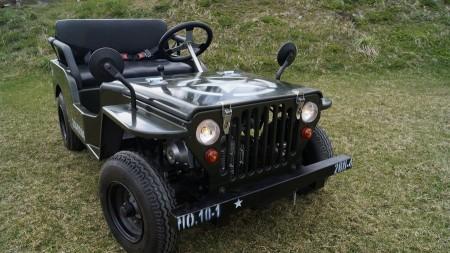 Mini Willys Jeep - standard hjul