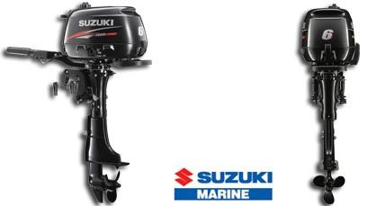 Suzuki utenbordsmotor