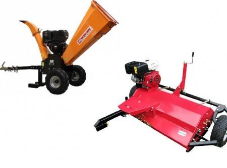 Maskiner og utstyr