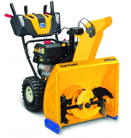 Cub Cadet 3-stegs snøfres XS3 66 SWE
