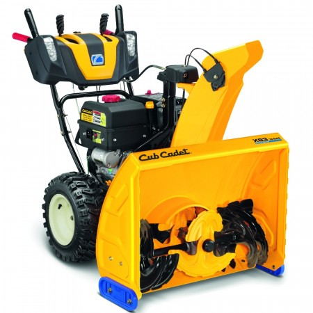 Cub Cadet 3-stegs snøfres XS3 76 SWE