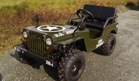 Mini Willys Jeep