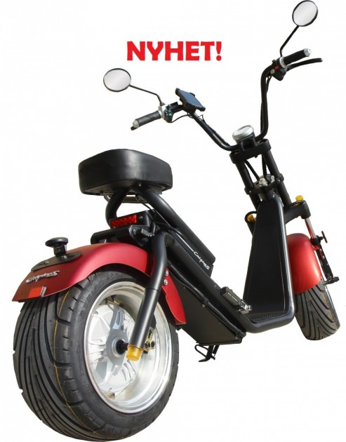 elektrisk moped scooter hageby motor as atv cross. Black Bedroom Furniture Sets. Home Design Ideas